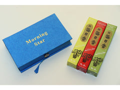 Morning Star Japanese incense gift set