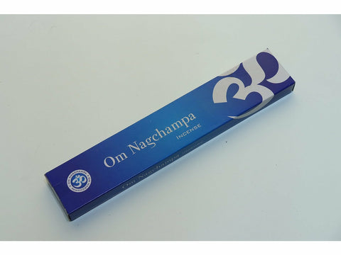 <p>Om</p> Nagchampa sticks