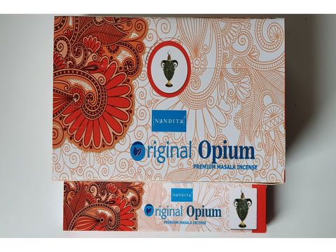 <p>Nandita</p> Original Opium sticks