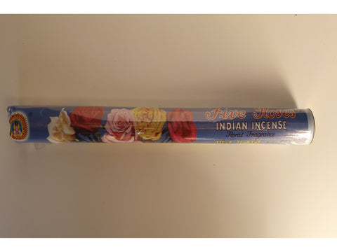 <p>MSDF</p> Five Roses Incense Sticks