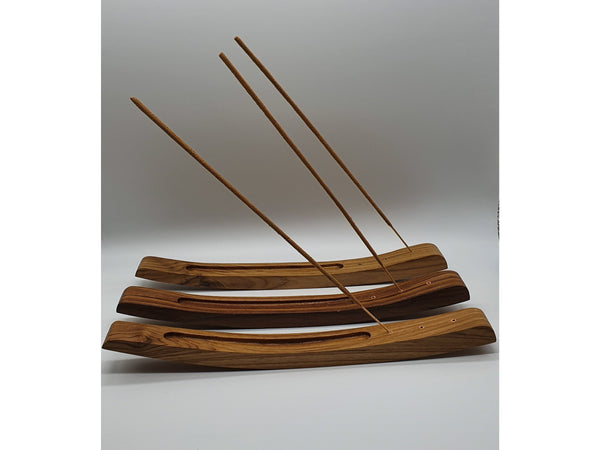 Wooden sleigh Incense holder