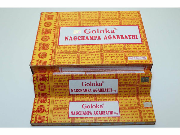 Goloka Nag champa sticks