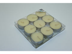 Pack 9  tealights