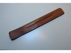 Plain wooden ash-catcher