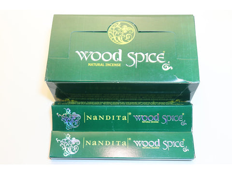 Nandita Wood Spice sticks