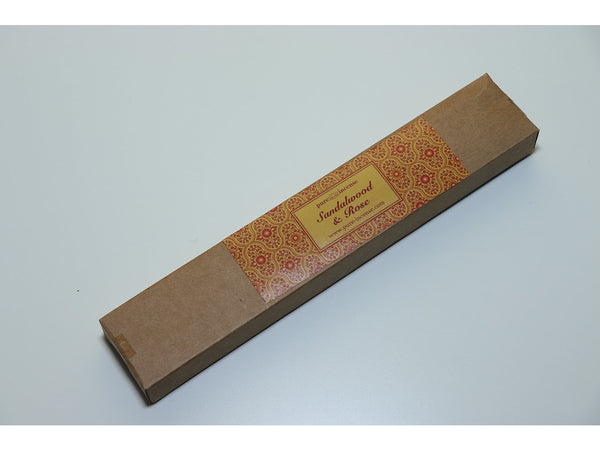 Pure-incense Absolute sticks Sandalwood and Rose 50g