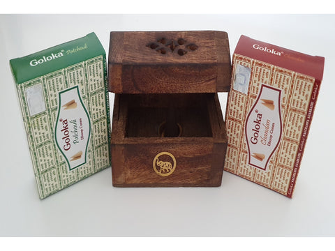 Incense Cone Gift Set