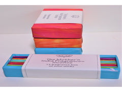 The Mother's IndiaFragrances incense - mini-sticks gift box