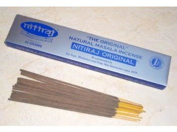 Nitiraj Original natural masala incense sticks