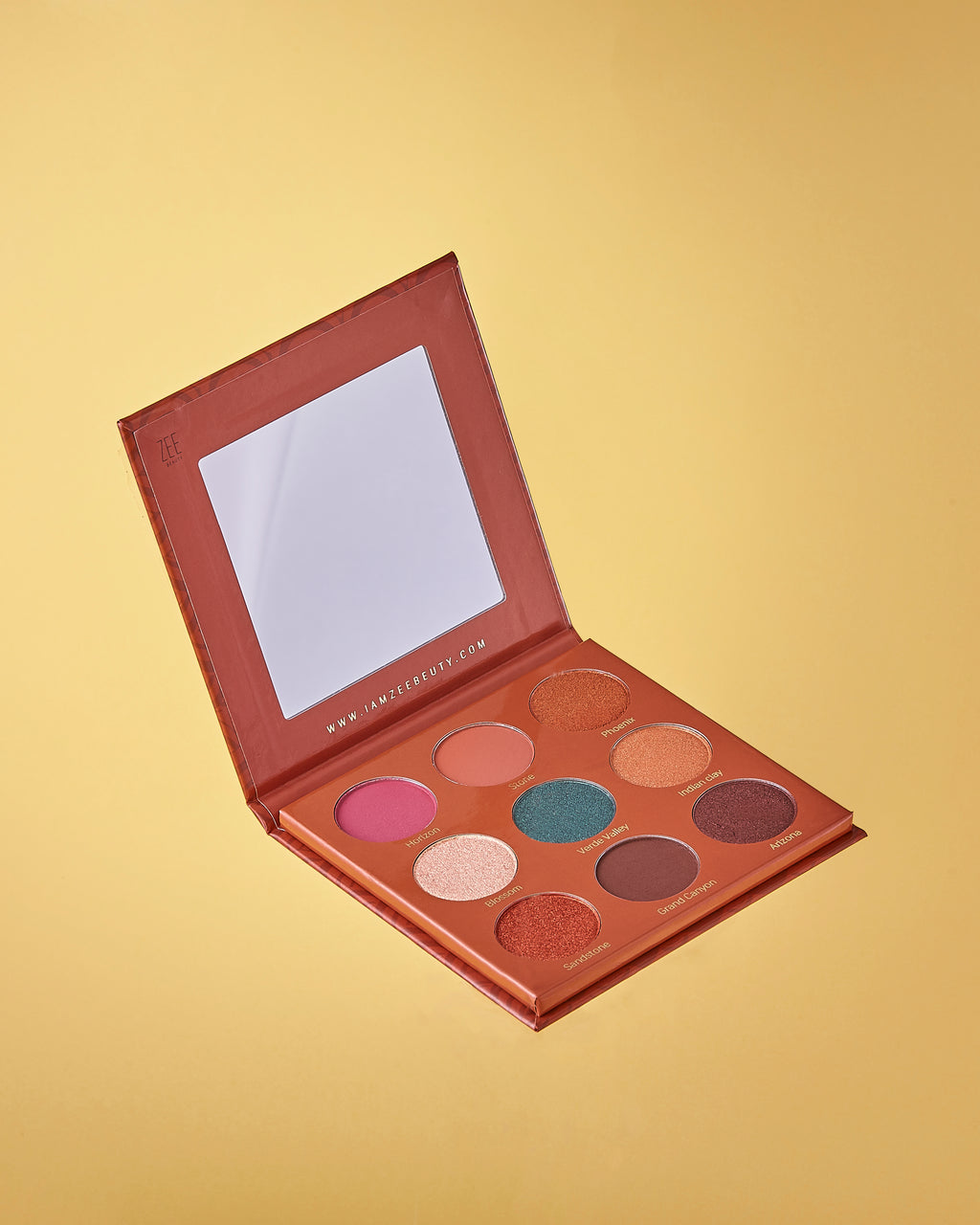 The Sedona Palette
