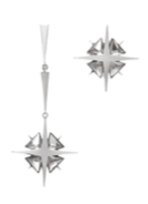 Bristar01 Earrings North Star