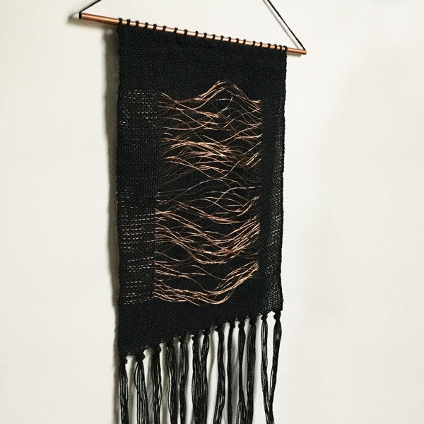 Wall Hanging - Evie Black