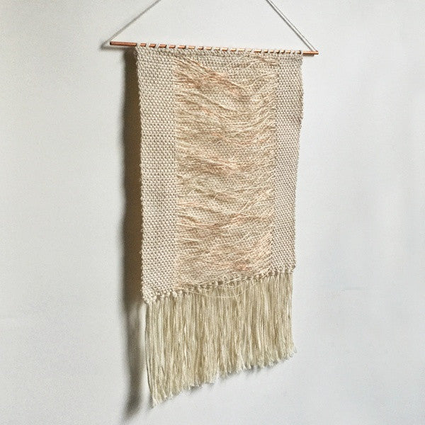 Wall Hanging - Evie White