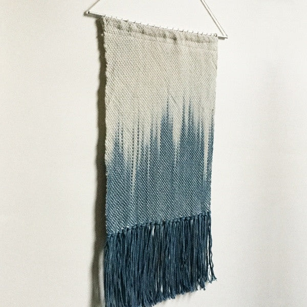 Wall Hanging - Indigo
