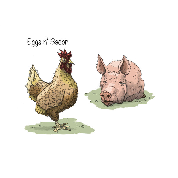 Eggs & Bacon