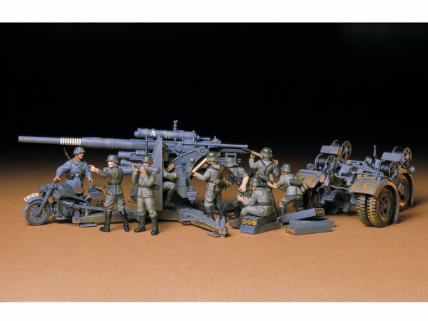 1/35 FLAK GUN 88MM German 88mm Gun Flak36/37