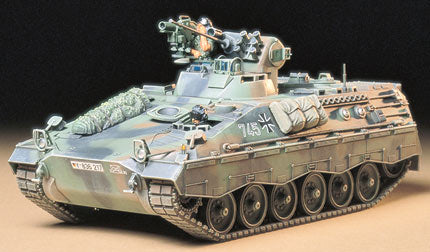 1/35 German Infantry Combat Vehicle Marder 1A2 with MILAN