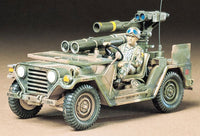 1/35 U.S. M151A2 with TOW Missile Launcher