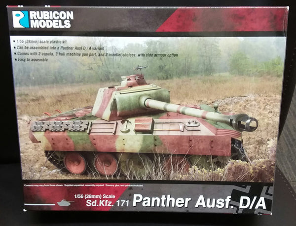 1/56 Panther Ausf D/A