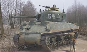 1/56th M4A2 Sherman / Sherman III