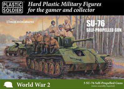 15 Russian SU76 Self Propelled Gun (5)