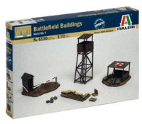 1/72 Battlefield Buildings