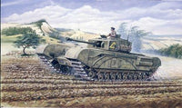 1/72 Churchill MkIII British Tank