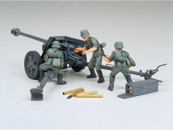 1/35 German 75mm Anti-Tank Gun PaK40