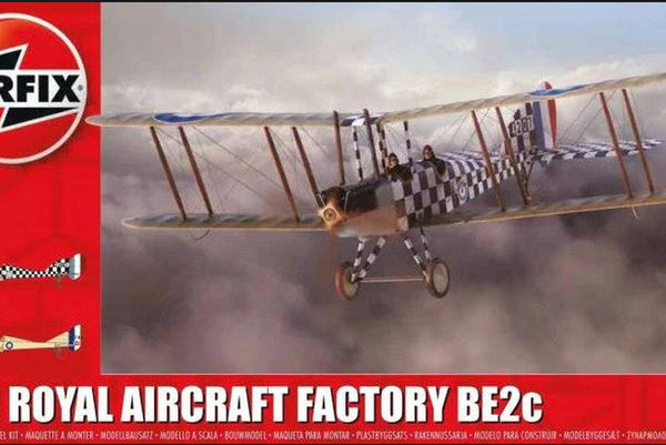 Airfix Royal Aircraft Factory BE2C