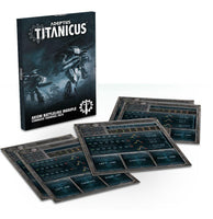 Adeptus Titanicus Axiom Battleline Maniple Command Terminal Pack