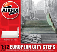 Airfix 1:72 European City Steps