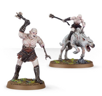 Azog™ (foot & mounted)