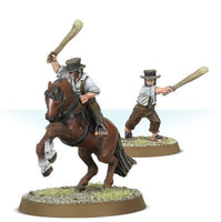 "Bandobras ""Bullroarer"" Took Foot & Mounted"