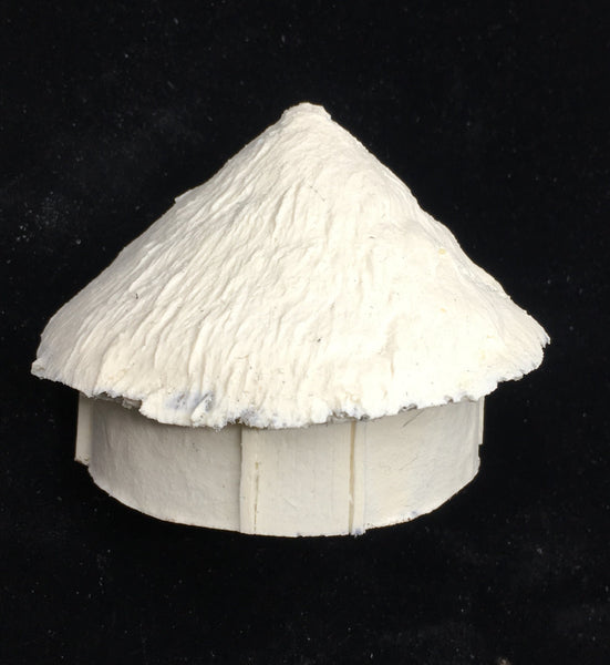 Barbarian Round Hut 28mm scale