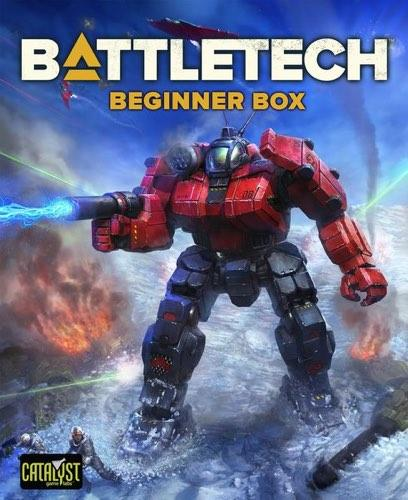 BattleTech Beginners Box