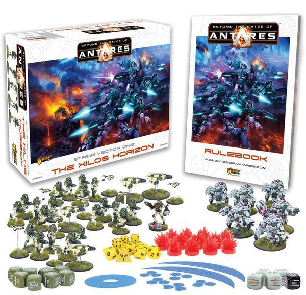 Beyond the Gates of Antares - Starter Set