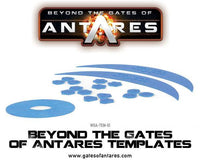 Beyond the Gates of Antares - Templates