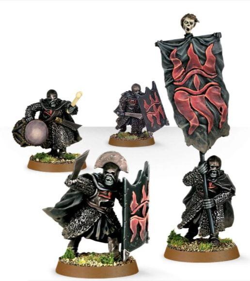 Black Guard of Barad-dûr™ Commanders