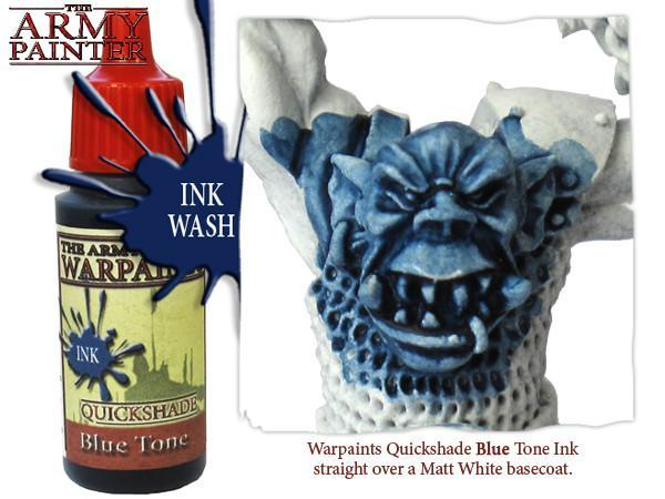 Army Painter Blue Tone Ink 18ml
