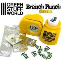 Branch Punch Yellow