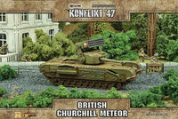 British Churchill Meteor
