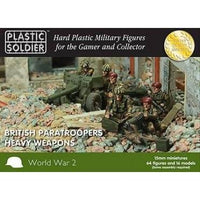 PSC British Paratroopers Heavy Weapons 1944-45 15mm