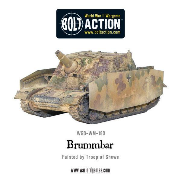 Brummbar Heavy Assault Gun