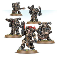 43-61 Chaos Space Marines Havocs (New 2019)