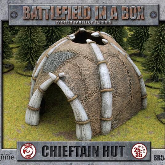 Chieftain's Hut