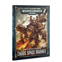 Codex: Chaos Space Marines II (2109)
