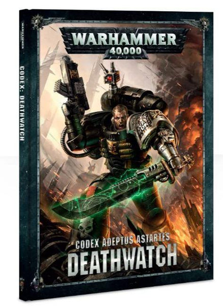 Codex - Deathwatch 2018
