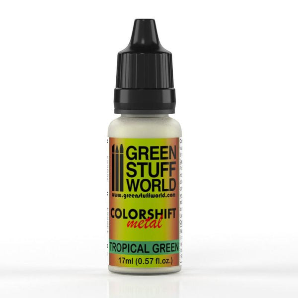 Colorshift Tropical Green 17ml