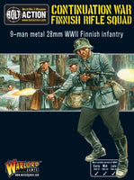 Continuation War Finnish Rifle Infantry Squad