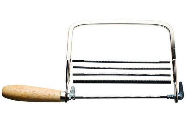 Coping Saw w/4 Assort Blades